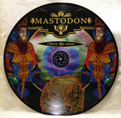 MASTODON - HUNTER -LTD/PD- (Vinyl LP)
