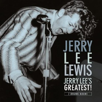 JERRY LEE LEWIS - JERRY LEE LEWIS /.. -HQ- (Vinyl LP)