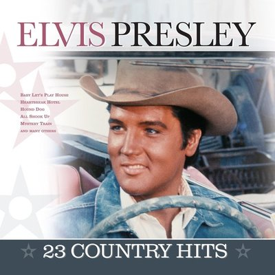 Elvis Presley - 23 COUNTRY HITS (Vinyl LP)