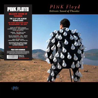 PINK FLOYD - DELICATE SOUND OF THUNDER (Vinyl LP)