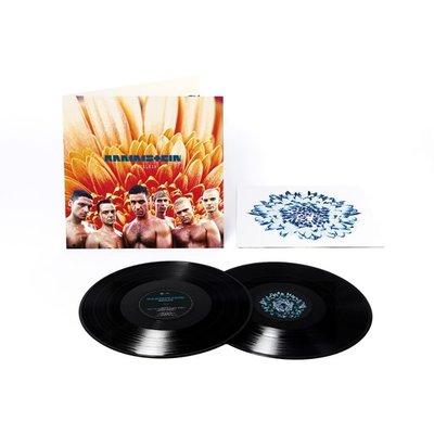 RAMMSTEIN - HERZELEID -GATEFOLD- (Vinyl LP)