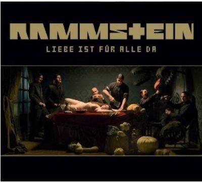 RAMMSTEIN - LIEBE IST FUR ALLE DA -GATEFOLD- (Vinyl LP)
