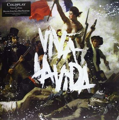 COLDPLAY - VIVA LA VIDA OR DEATH AND ALL HIS FRIENDS (Vinyl LP)
