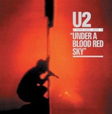 U2 - UNDER A BLOOD RED SKY (Vinyl LP)