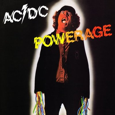 AC/DC - POWERAGE -HQ/LTD/REISSUE- (Vinyl LP)
