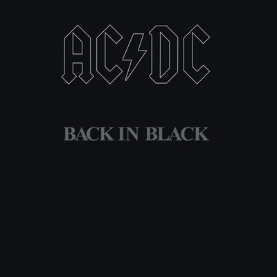 AC/DC - BACK IN BLACK -LTD/HQ- (Vinyl LP)