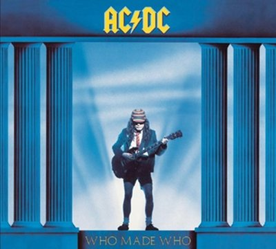 AC/DC - WHO MADE WHO (Vinyl LP)