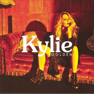 KYLIE  MINOGUE - GOLDEN (LIMITED EDITION) (Vinyl LP)