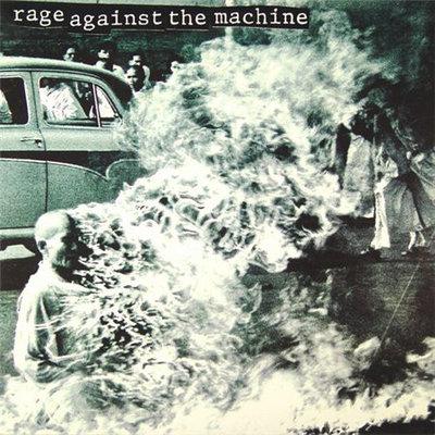RAGE AGAINST THE MACHINE - RAGE AGAINST THE MACHINE (Vinyl LP)