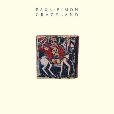 PAUL SIMON - GRACELAND (Vinyl LP)