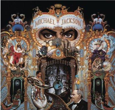MICHAEL JACKSON - DANGEROUS (Vinyl LP)