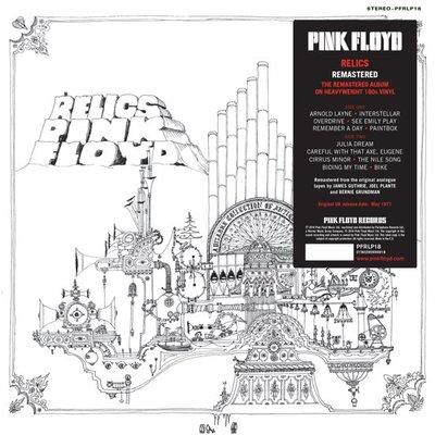 PINK FLOYD - RELICS  (Vinyl LP)