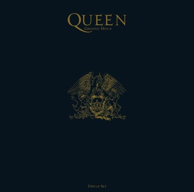 QUEEN - GREATEST HITS 2 (Vinyl LP)