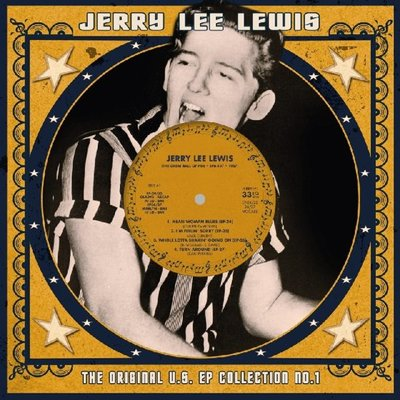 JERRY LEE LEWIS - ORIGINAL US E.P. COLLECTION VOL. 1 (LTD) (Vinyl LP)