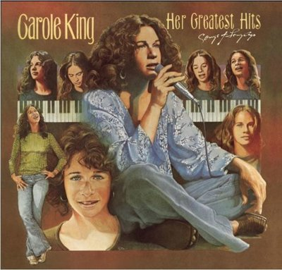 CAROLE KING - HER GREATEST HITS (SONG OF LONG AGO) (Vinyl LP)