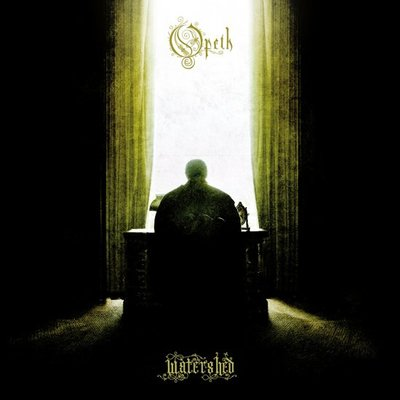 OPETH - WATERSHED -GOLD COLOURED VINYL- (Vinyl LP)