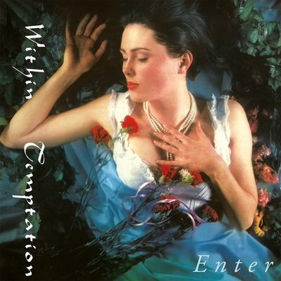 WITHIN TEMPTATION - ENTER - COLOURED VINYL- (Vinyl LP)