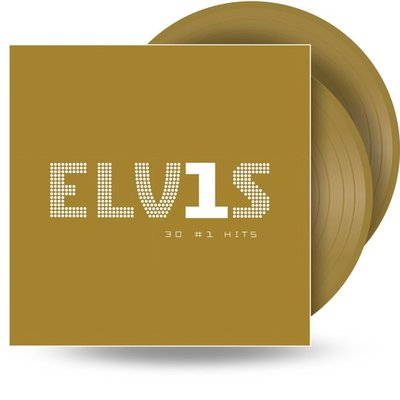 Elvis Presley - ELVIS 30 #1 HITS -GOLD COLOURED VINYL- (Vinyl LP)