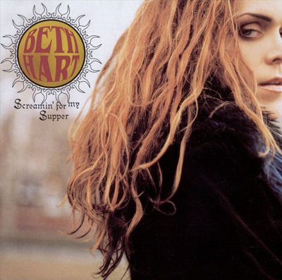 BETH HART - SCREAMIN' FOR MY SUPPER -COLOURED VINYL (Vinyl LP)