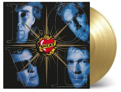 GOLDEN EARRING - LOVE SWEAT -GOLD VINYL- (Vinyl LP)