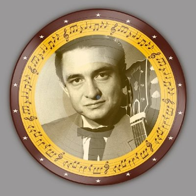 JOHNNY CASH - SUN SINGLES -PICTURE DISC- (Vinyl LP)