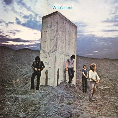 THE WHO - WHO'S NEXT (Vinyl LP)