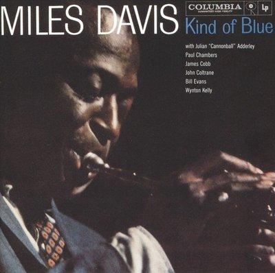 MILES DAVIS - KIND OF BLUE (HQ-MONO) (Vinyl LP)