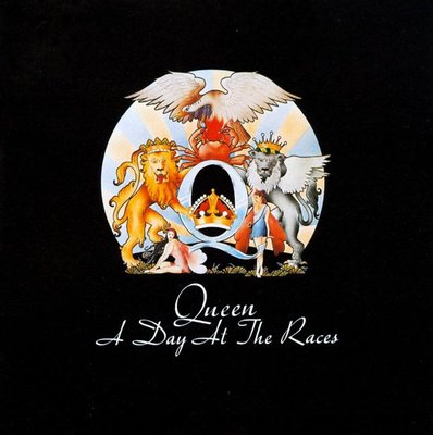 QUEEN - A DAY AT THE RACES (Vinyl LP)