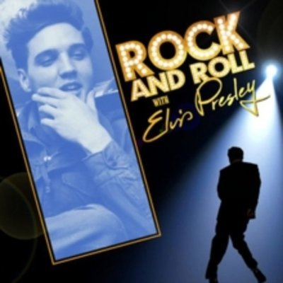 ELVIS PRESLEY - ROCK AND ROLL WITH ELVIS PRESLEY (Vinyl LP)