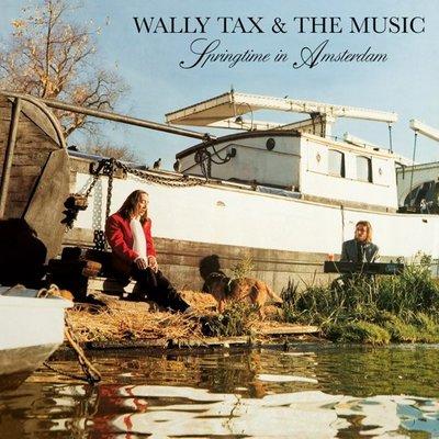 WALLY TAX - SPRINGTIME IN AMSTERDAM -GREEN VINYL- (Vinyl LP)