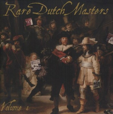 VARIOUS - RARE DUTCH MASTERS (Vinyl LP)