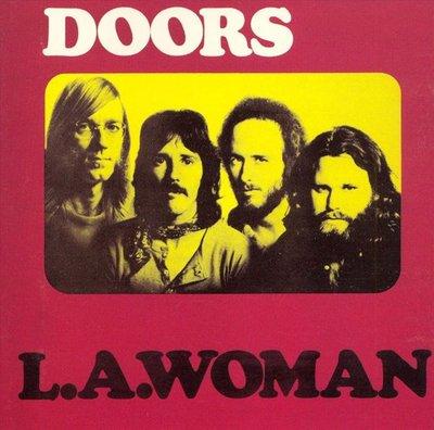 THE DOORS - L.A. WOMAN (Vinyl LP)