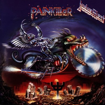 JUDAS PRIEST - PAINKILLER (Vinyl LP)