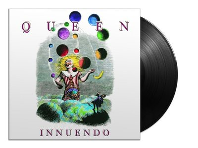 QUEEN - INNUENDO (LIMITED EDITION) (Vinyl LP)