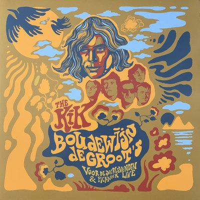 THE KIK - BOUDEWIJN DE GROOT'S VOOR DE OVERLEVENDEN & PICKNICK LIVE (Vinyl LP)