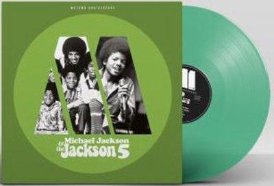 MICHAEL JACKSON & THE JACKSON 5 - MOTOWN ANNIVERSARY -COULERED VINYL- (Vinyl LP)