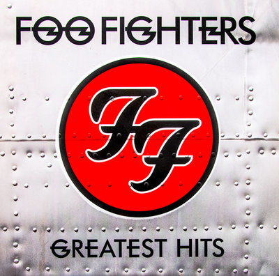 FOO FIGHTERS - GREATEST HITS (Vinyl LP)