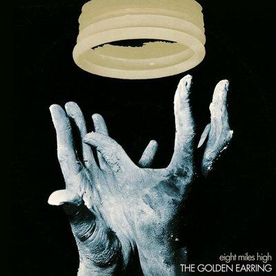 GOLDEN EARRING - EIGHT MILES HIGH -GOLD VINYL- (Vinyl LP)