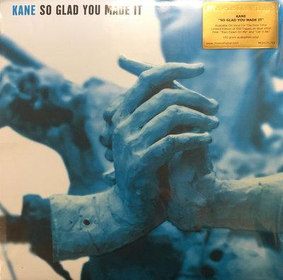 KANE - SO GLAD YOU MADE IT -BLUE VINYL- (Vinyl LP)