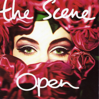 THE SCENE - OPEN -COLOURED- (Vinyl LP)