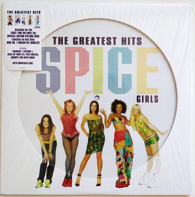 SPICE GIRLS - GREATEST HITS (Vinyl LP)