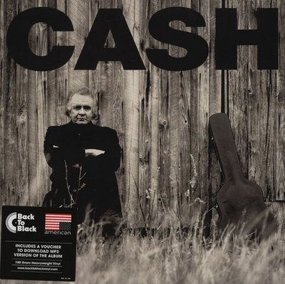 JOHNNY CASH - AMERICAN II - UNCHAINED (Vinyl LP)