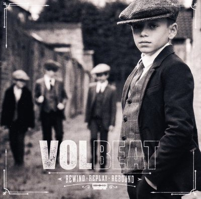 VOLBEAT - REWIND - REPLAY - REBOUND (Vinyl LP)