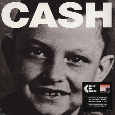 JOHNNY CASH - AMERICAN VI: AIN'T NO GRAVE (Vinyl LP)