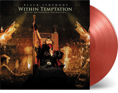 WITHIN TEMPTATION - BLACK SYMPHONY -COLOURED- (Vinyl LP)
