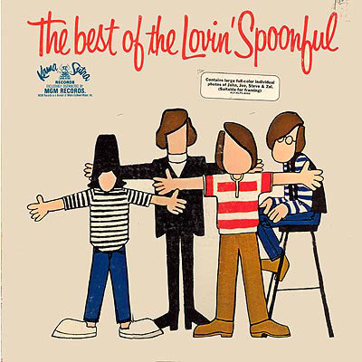 THE LOVIN' SPOONFUL - THE BEST OF THE LOVIN' SPOONFUL (Vinyl LP)