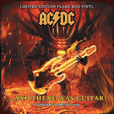 AC/DC - AND THERE WAS GUITAR -COLOURED VINYL- (Vinyl LP)