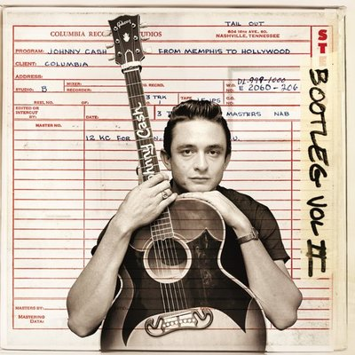 JOHNNY CASH - BOOTLEG VOL 1 - FROM MEMPHIS TO HOLLYWOOD (Vinyl LP)