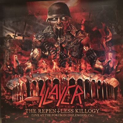 SLAYER - REPENTLESS KILLOGY (Vinyl LP)