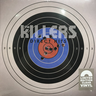 KILLERS - DIRECT HITS -COLOURED- (Vinyl LP)